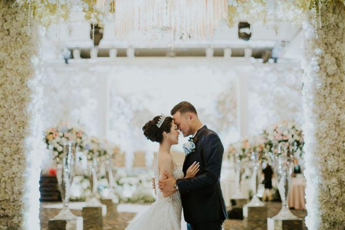 Brian & Annetta Wedding by Alethea Sposa - 029