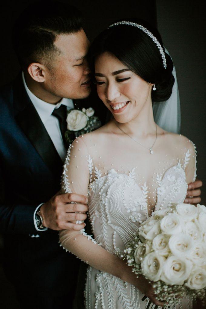 Brian & Annetta Wedding by Alethea Sposa - 021