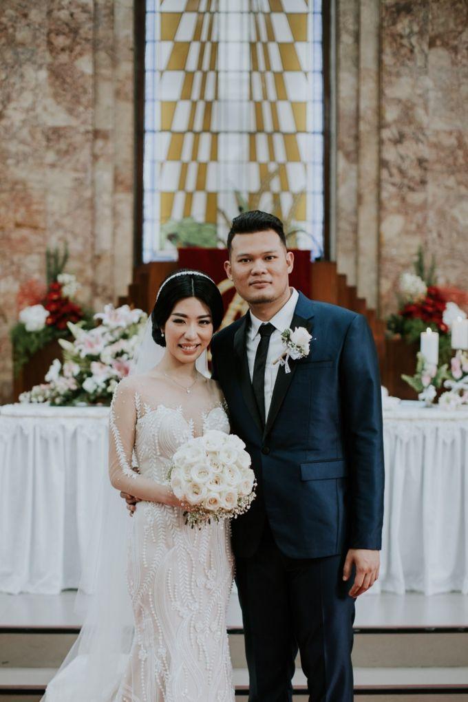 Brian & Annetta Wedding by Alethea Sposa - 023
