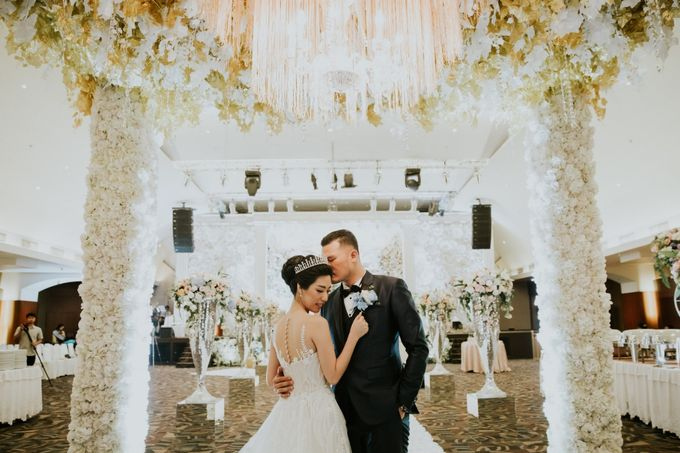 Brian & Annetta Wedding by Alethea Sposa - 033