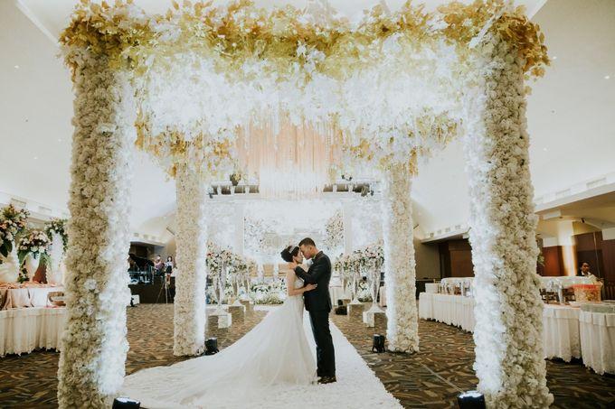 Brian & Annetta Wedding by Alethea Sposa - 035