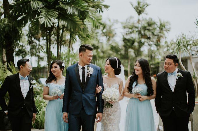 Brian & Annetta Wedding by Alethea Sposa - 032