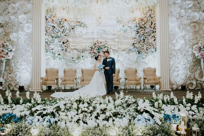 Brian & Annetta Wedding by Alethea Sposa - 024