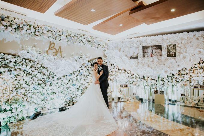 Brian & Annetta Wedding by Alethea Sposa - 039