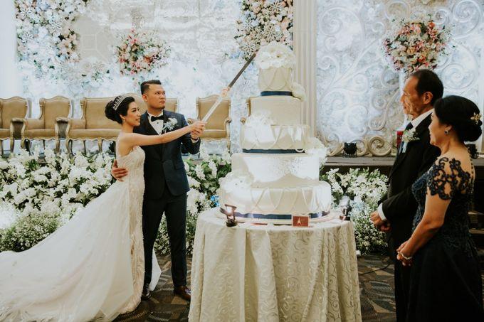 Brian & Annetta Wedding by Alethea Sposa - 038