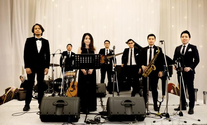 The Wedding Of Calvin & Venny by Venus Entertainment - 001