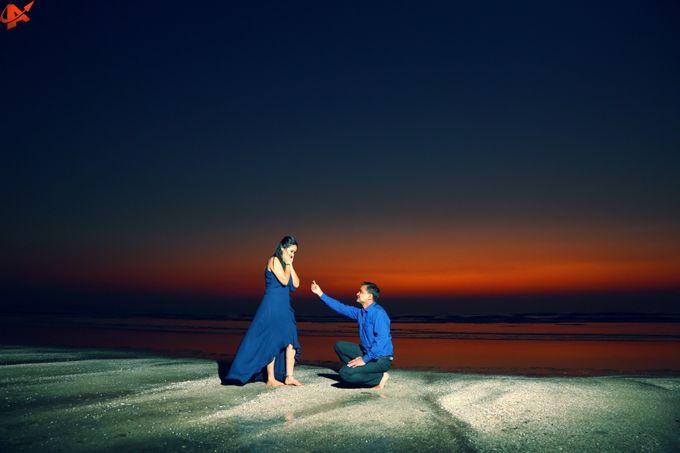 Pre Wedding Shoot by Arrow Multimedia - 003
