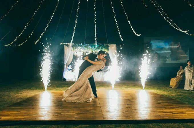 William & Evelin Wedding by Holiday Inn Resort Baruna Bali - 010