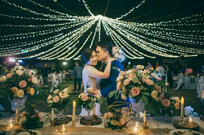 William & Evelin Wedding by Holiday Inn Resort Baruna Bali - 011