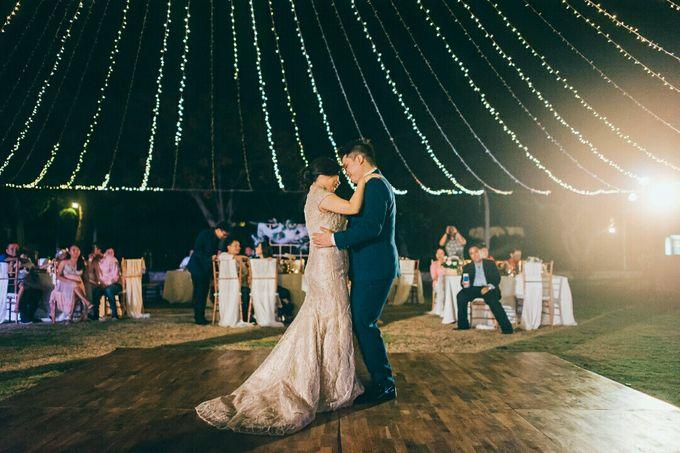 William & Evelin Wedding by Holiday Inn Resort Baruna Bali - 012
