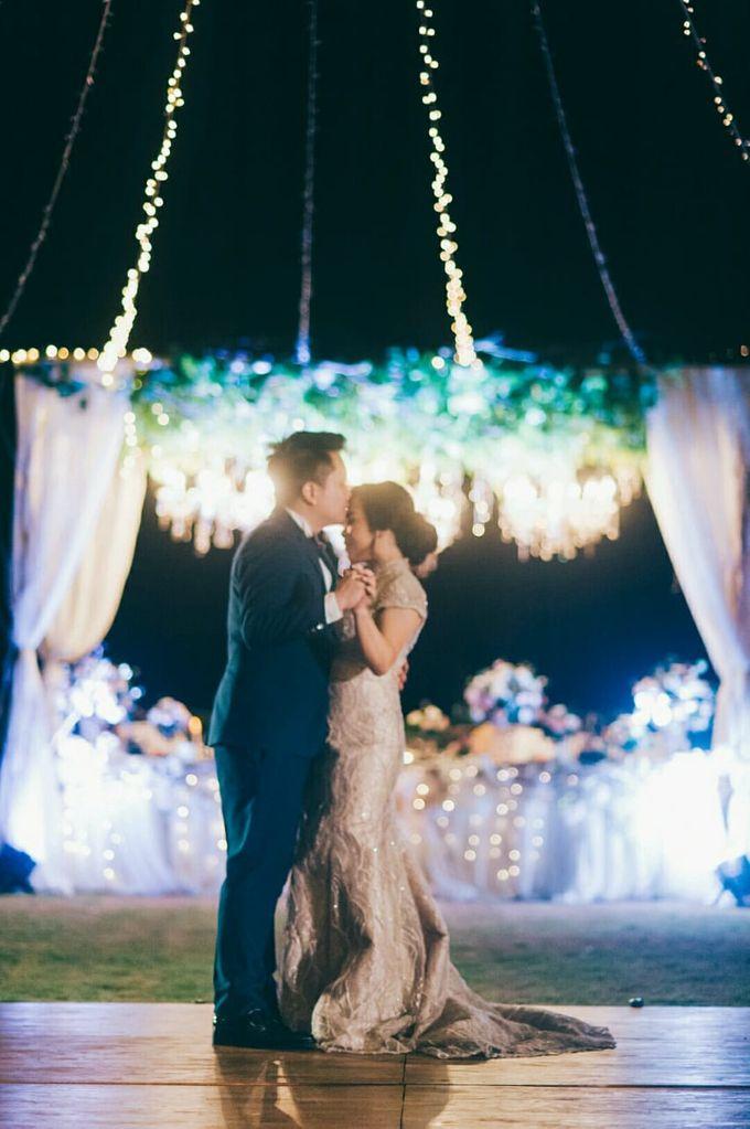 William & Evelin Wedding by Holiday Inn Resort Baruna Bali - 013