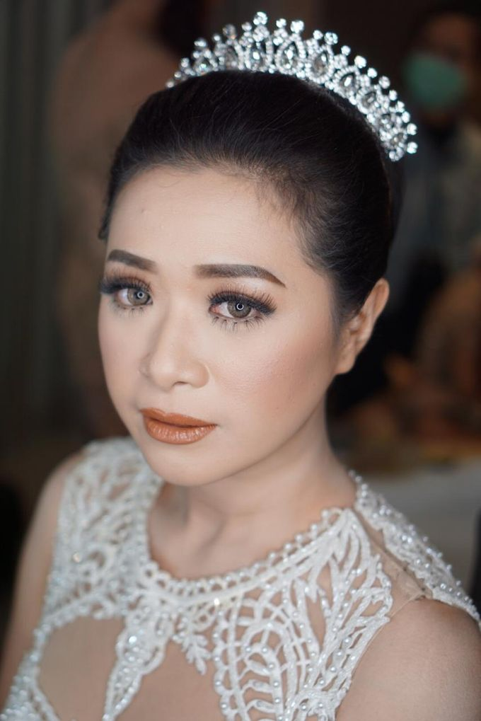 Bride Mimi Margareth by Chesara Makeup - 003