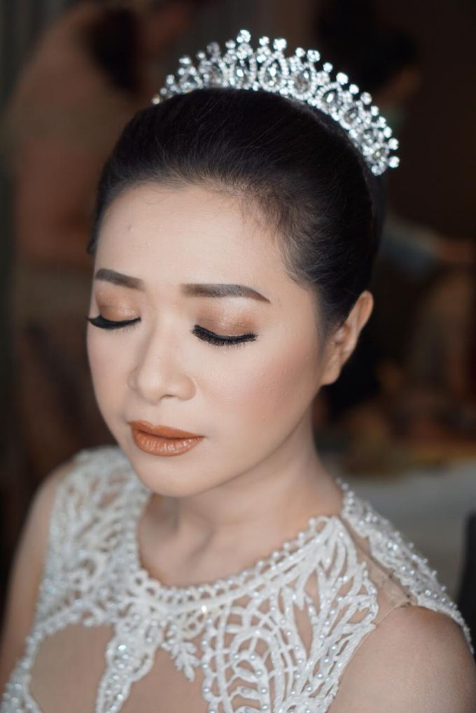 Bride Mimi Margareth by Chesara Makeup - 005
