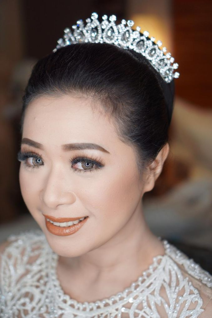Bride Mimi Margareth by Chesara Makeup - 004