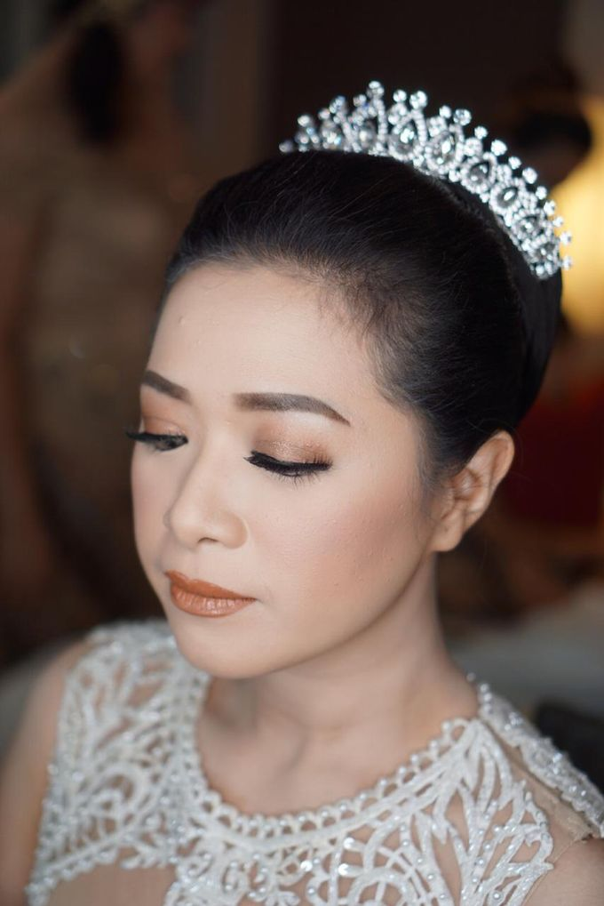 Bride Mimi Margareth by Chesara Makeup - 006
