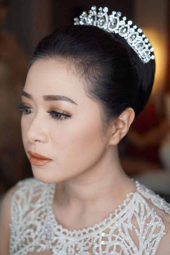 Bride Mimi Margareth by Chesara Makeup - 001