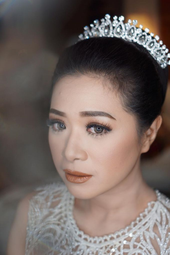 Bride Mimi Margareth by Chesara Makeup - 002