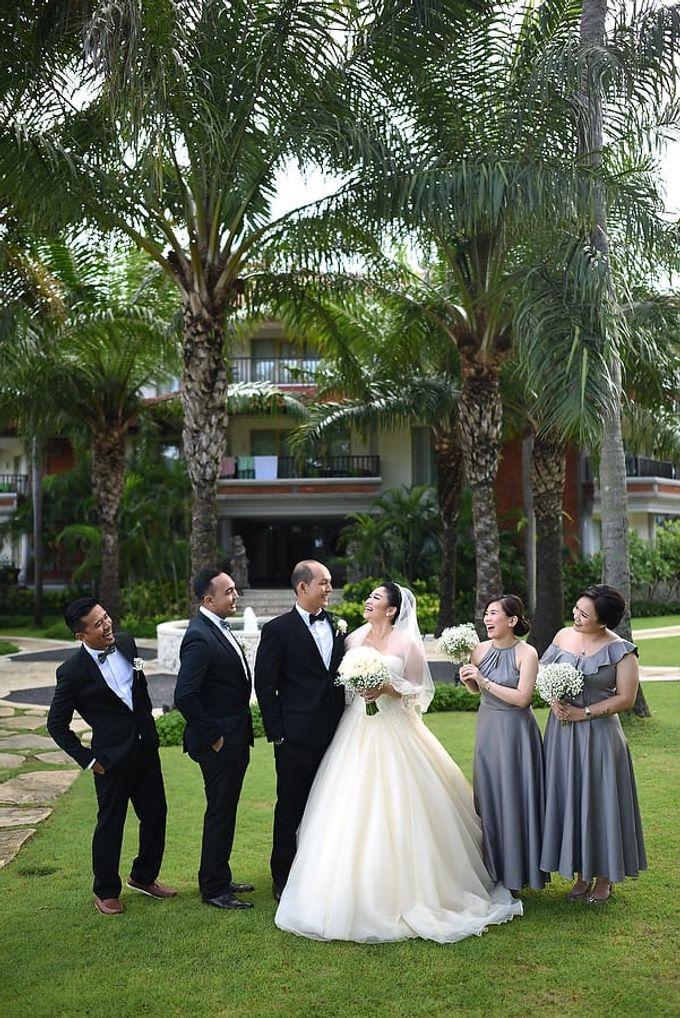 Michael & Ivani Wedding by Holiday Inn Resort Baruna Bali - 003