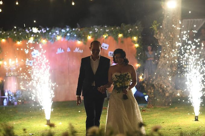 Michael & Ivani Wedding by Holiday Inn Resort Baruna Bali - 001