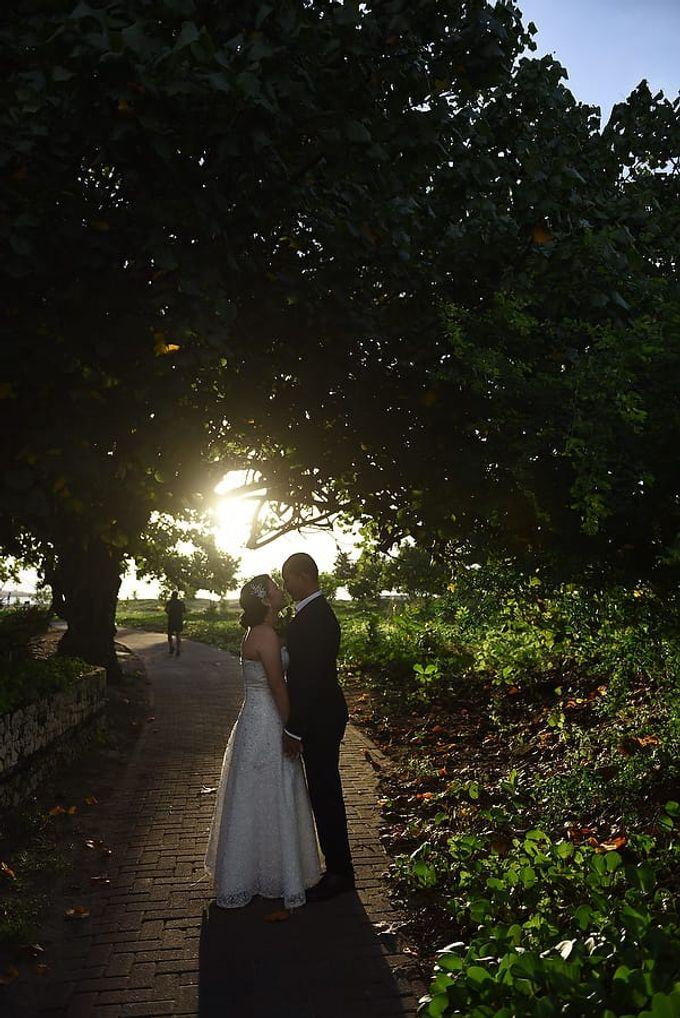 Michael & Ivani Wedding by Holiday Inn Resort Baruna Bali - 005