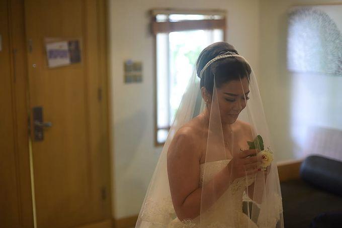 Michael & Ivani Wedding by Holiday Inn Resort Baruna Bali - 006