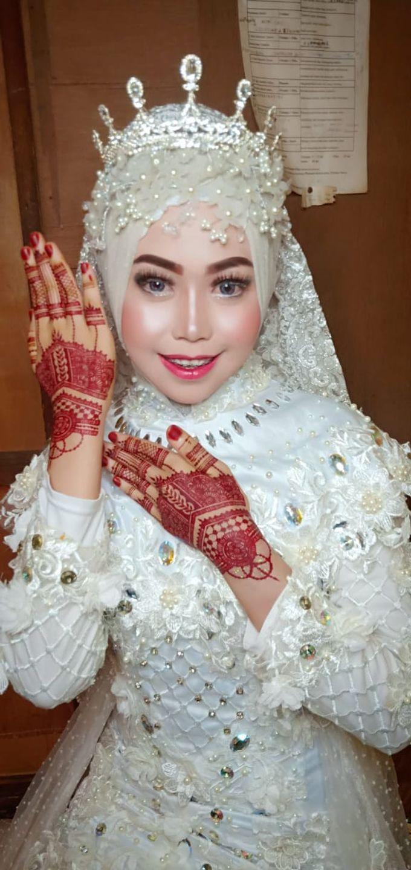 Red Henna by Ikkie henna art - 007