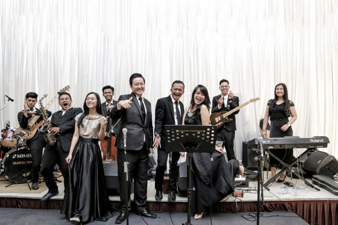 Wedding of Robby & Elina by TOM PHOTOGRAPHY - 001