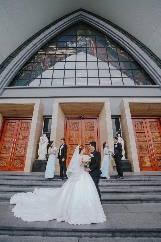 Wedding Yohanes & Fanny 19 Januari 2019 by Priceless Wedding Planner & Organizer - 001