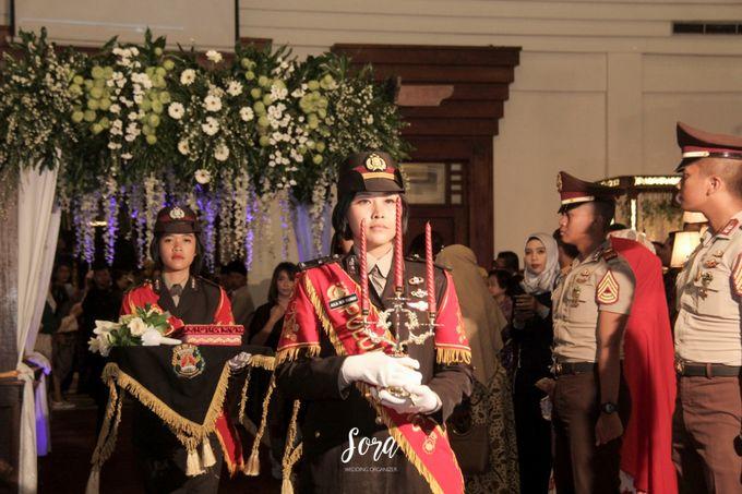 PEDANG PORA KAPOLDA JATENG by SORA Wedding Organizer - 003