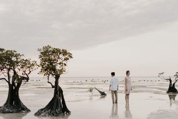 Prewedding Hengki & Yeyen by Priceless Wedding Planner & Organizer - 002