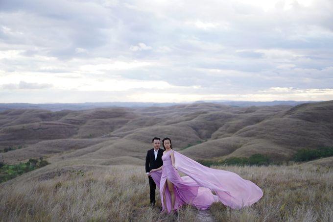Prewedding Hengki & Yeyen by Priceless Wedding Planner & Organizer - 004