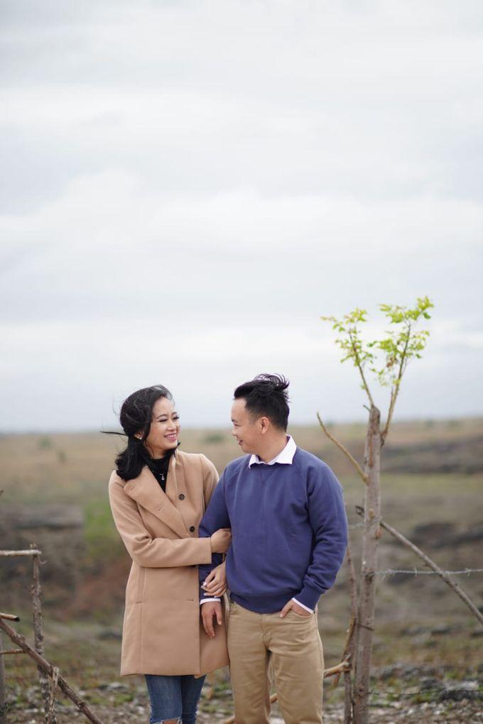 Prewedding Hengki & Yeyen by Priceless Wedding Planner & Organizer - 019