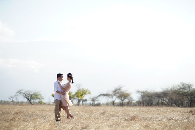 Prewedding Hengki & Yeyen by Priceless Wedding Planner & Organizer - 003