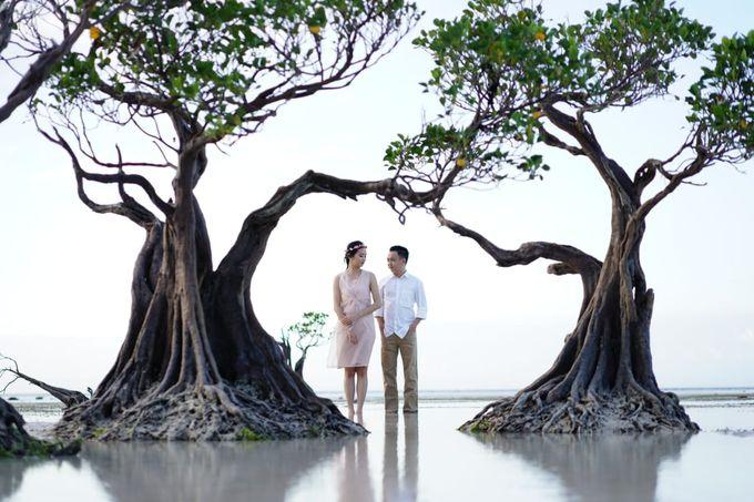 Prewedding Hengki & Yeyen by Priceless Wedding Planner & Organizer - 006