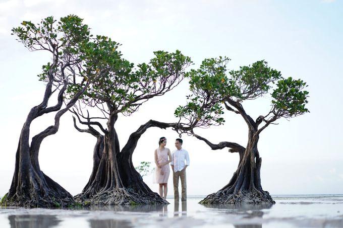 Prewedding Hengki & Yeyen by Priceless Wedding Planner & Organizer - 017