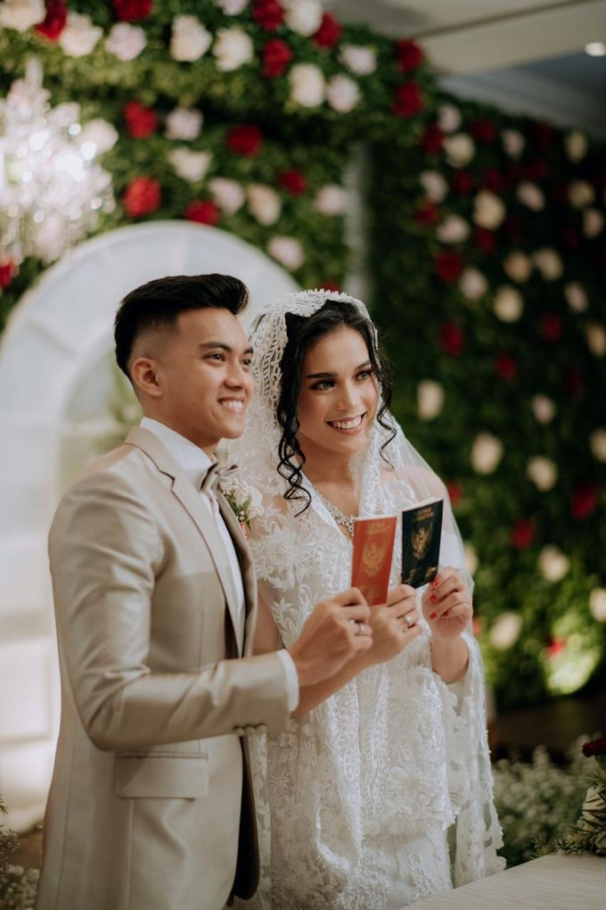 Wedding Kevin & Cecilia 22 Februari 2019 by Priceless Wedding Planner & Organizer - 012
