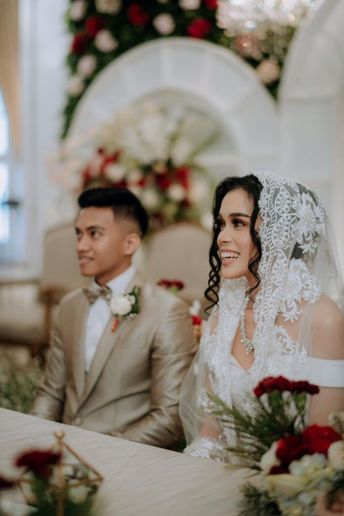 Wedding Kevin & Cecilia 22 Februari 2019 by Priceless Wedding Planner & Organizer - 006