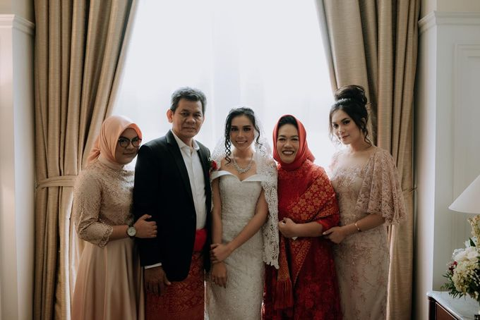 Wedding Kevin & Cecilia 22 Februari 2019 by Priceless Wedding Planner & Organizer - 015
