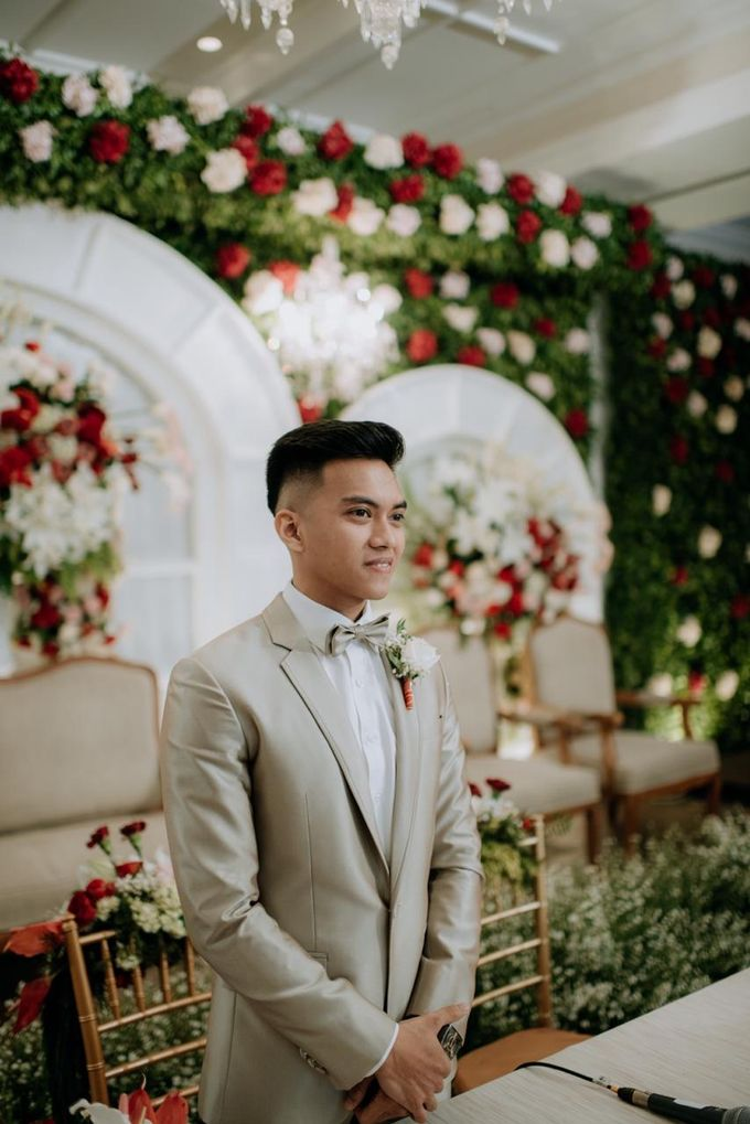 Wedding Kevin & Cecilia 22 Februari 2019 by Priceless Wedding Planner & Organizer - 021