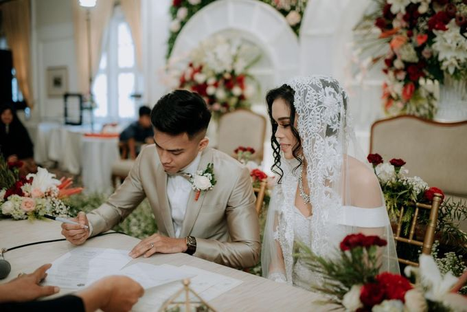 Wedding Kevin & Cecilia 22 Februari 2019 by Priceless Wedding Planner & Organizer - 018