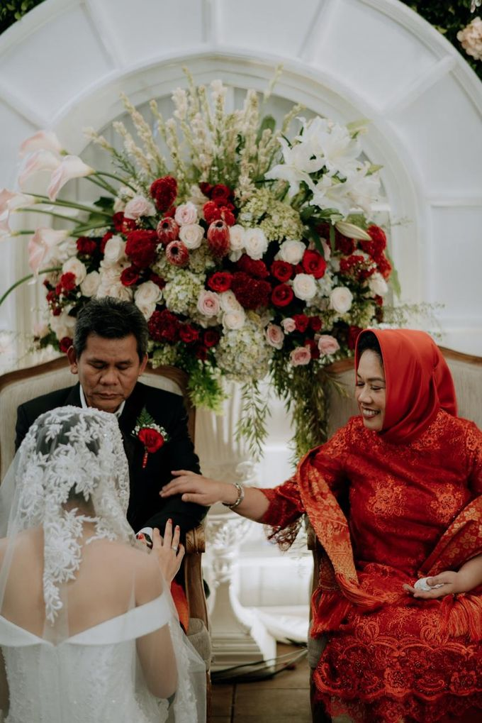 Wedding Kevin & Cecilia 22 Februari 2019 by Priceless Wedding Planner & Organizer - 009