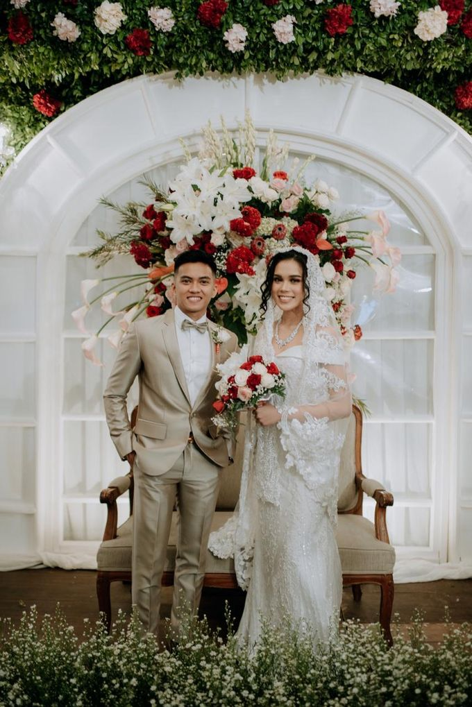 Wedding Kevin & Cecilia 22 Februari 2019 by Priceless Wedding Planner & Organizer - 001