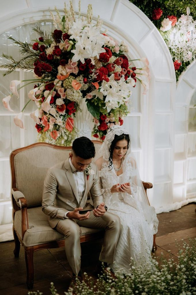 Wedding Kevin & Cecilia 22 Februari 2019 by Priceless Wedding Planner & Organizer - 019