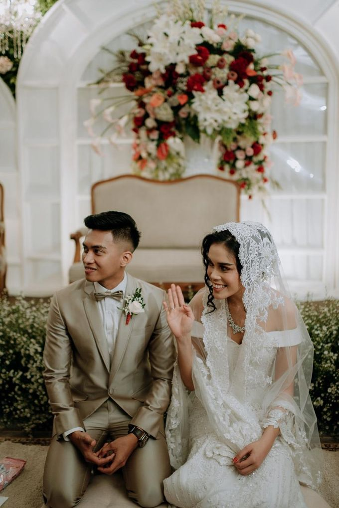 Wedding Kevin & Cecilia 22 Februari 2019 by Priceless Wedding Planner & Organizer - 017
