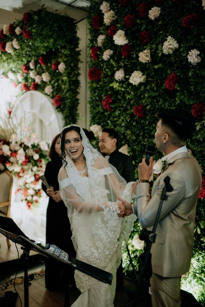 Wedding Kevin & Cecilia 22 Februari 2019 by Priceless Wedding Planner & Organizer - 016