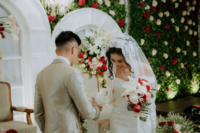 Wedding Kevin & Cecilia 22 Februari 2019 by Priceless Wedding Planner & Organizer - 013