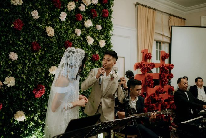 Wedding Kevin & Cecilia 22 Februari 2019 by Priceless Wedding Planner & Organizer - 024