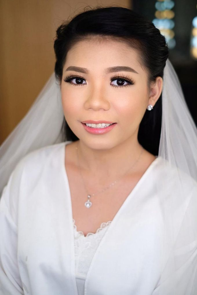 Wedding Look by Stefanimakeupartist - 006