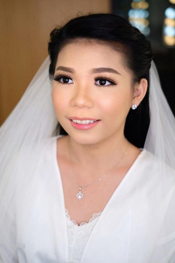 Wedding Look by Stefanimakeupartist - 004