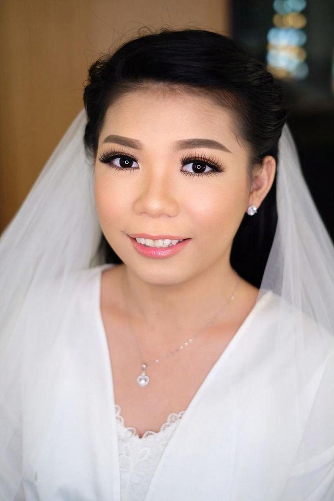 Wedding Look by Stefanimakeupartist - 002